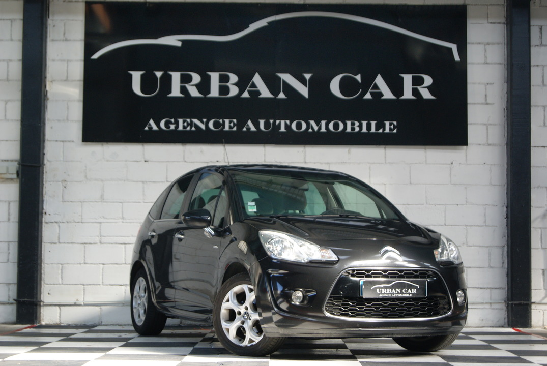 Citroen c3 exclusive 90 ch