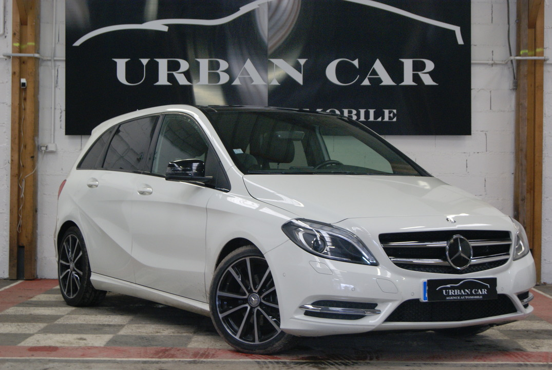 Mercedes classe b 200 fascination 136 ch
