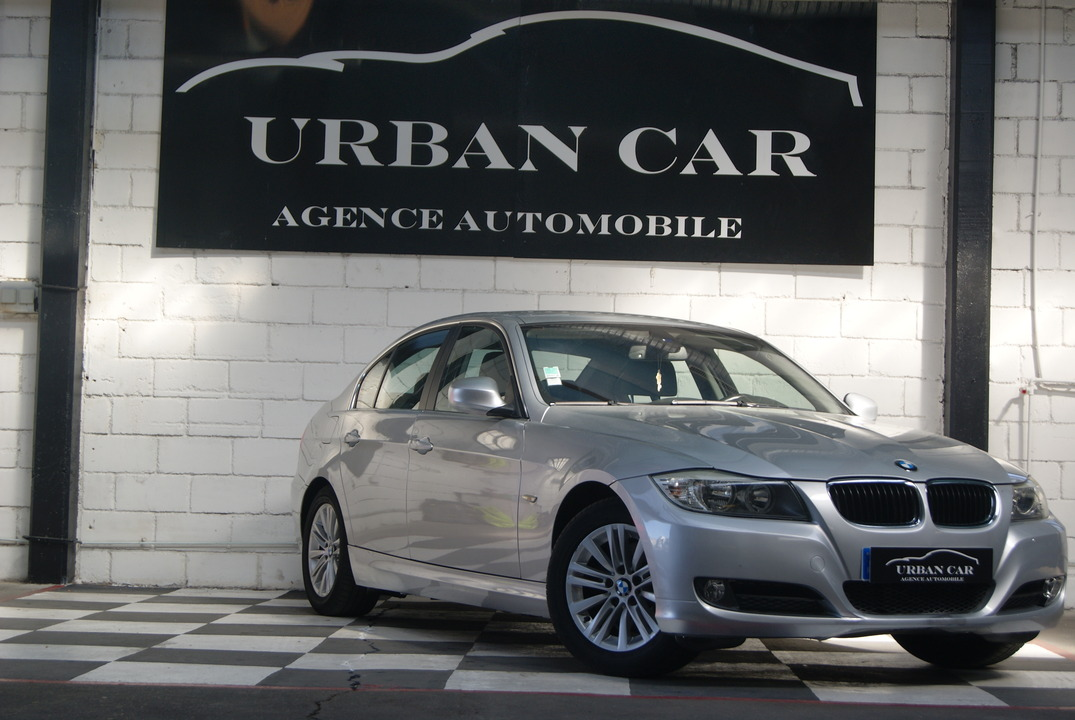 Bmw serie 320d luxe 177 ch
