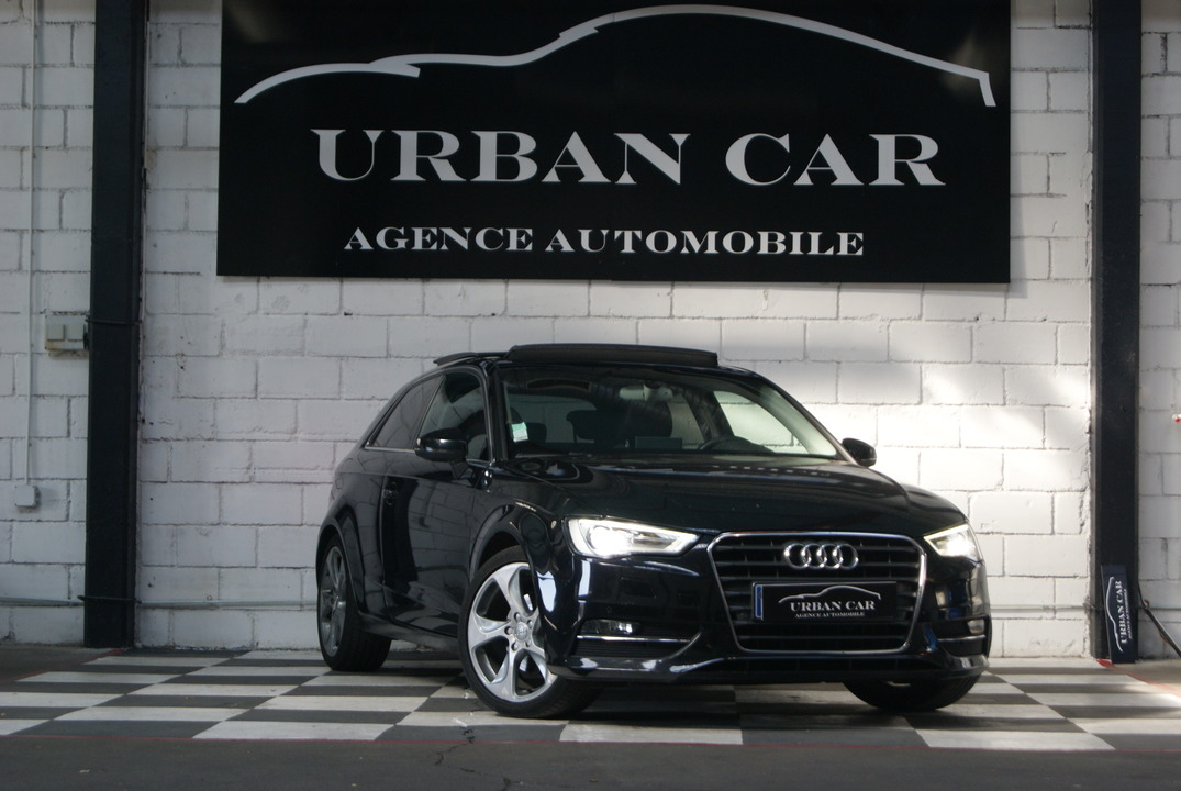 Audi A3 luxe s-line 2.0 tdi 150 ch