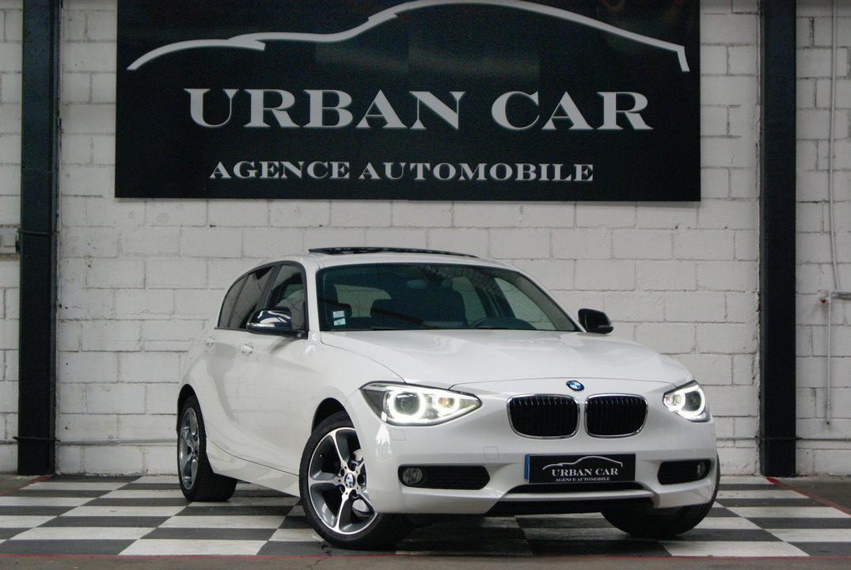 BMW Serie 1 118d 2.0 143 CH sport eco pro