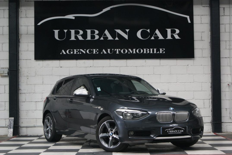 BMW Serie F20 Urban Life Dynamique 118d 2.0 d 143 CH